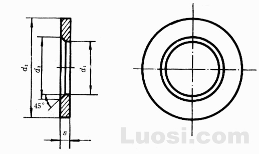GB/T 1230-91 钢结构用高强度垫圈