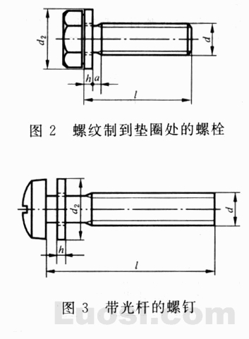 GB/T 9074.1-2002 螺栓或螺钉和平垫圈组合件