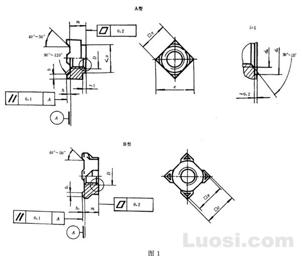 GB/T 13680-92 焊接方螺母