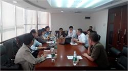 国家知识产权局领导,广州市知识产权局领导和天河区知识产权局领导一行莅临石西企业调研指导