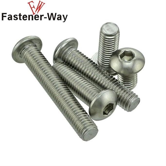 不锈钢螺丝有哪几种头型