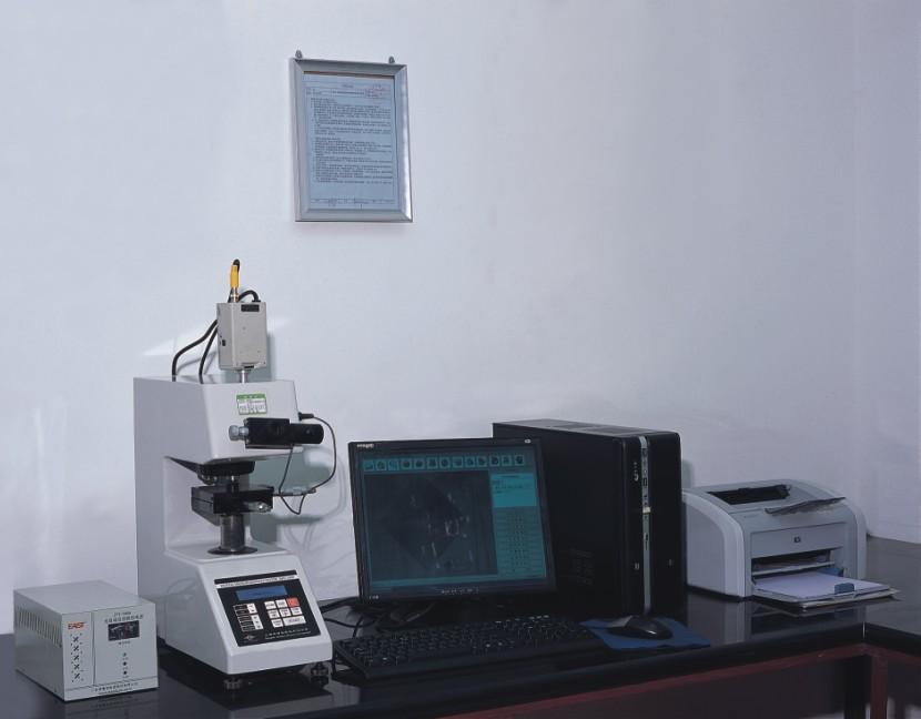 检测仪器--维氏硬度计