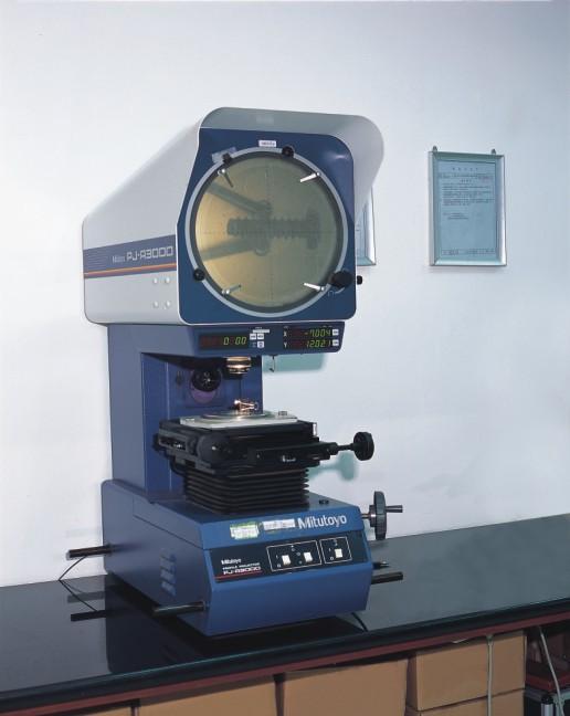 检测仪器--投影仪