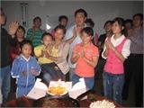 一起来唱生日歌