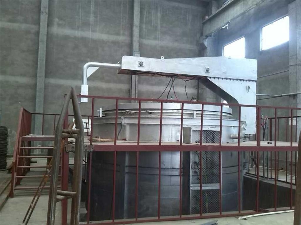 球化井式炉