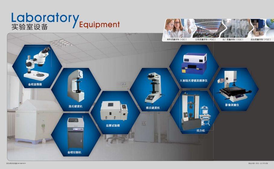 公司检验设备