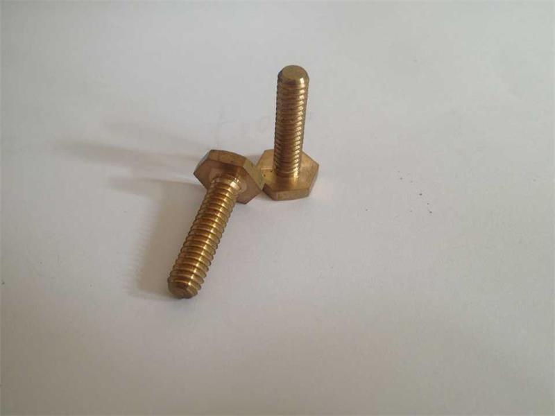 铜外六角螺丝