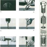 钢丝螺套装配过程