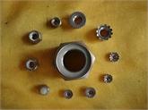 供应:批发304金属锁紧螺母