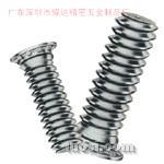 供应高质 环保六角头 压铆螺钉 圆头压铆螺钉规格齐全 挤压螺钉耀达做好质量