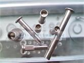 不锈钢半空心铆钉