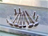不锈钢外六角螺栓