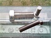 不锈钢切削件(螺杆)