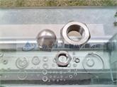 不锈钢切削件(螺母)