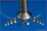 厂家生产不锈钢螺钉 不锈钢机螺丝 沉头十字机螺丝 GB819 不锈钢小螺丝