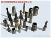 六模加长轴承式零件成型机