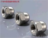 304不銹鋼蓋型螺帽,蓋形螺母
