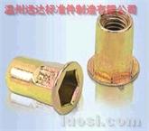 专业生产铆螺母系列产品M3-M12规格齐全