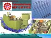 能作无限长螺丝的台湾进口螺丝合模机
