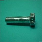 供应:GB32 外六角头部带孔螺栓