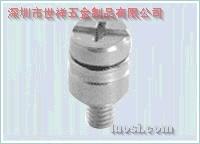 供应:铁镀镍松不脱螺钉PFHV-M3-0 厂家直销
