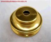 仿金水铜染金色