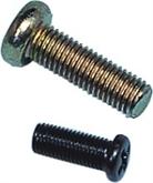 各种机牙螺丝(平头,盘头,伞头,自带垫,组合螺丝...)