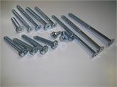 供应:沉头螺栓和盘头螺栓