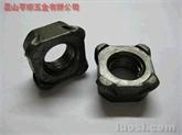 供应:GB13680-B四角点焊螺母M5-M12