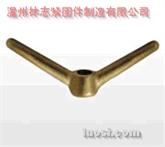 供应铜羊角螺母