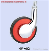 专业生产家具脚轮,万向轮,塑胶轮,单边轮,彩色轮