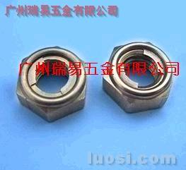 金属自锁螺母