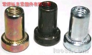 供应:平头加厚铆螺母(电梯专用)