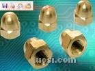 供应:专业生产铜螺母