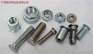 不锈钢压铆螺母