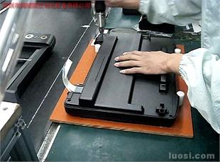 打印机自动打螺丝机