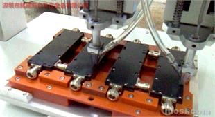 通讯滤波器产品全自动锁螺丝机