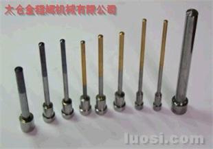 钢与钨钢焊接镀钛冲棒