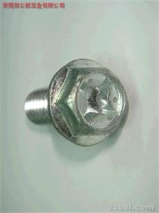 法兰面螺栓,六角法兰螺栓