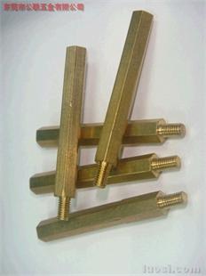 六角铜柱,机箱铜柱