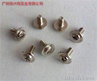碳钢镀镍圆头十字带介机丝