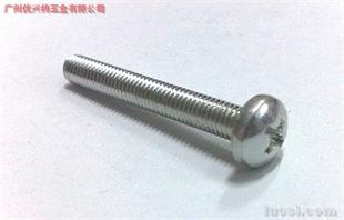 镀锌圆头十字螺丝(美制、英制)