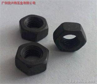 碳钢六角螺母