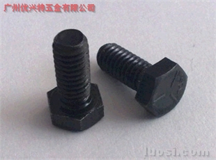 碳钢外六角螺栓