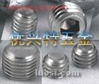 供应:不锈钢平端内六角机米