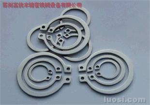 C形轴用弹性挡圈,SUS304轴用扣环,进口不锈钢弹性卡簧,日本SUS304-CSP卡簧