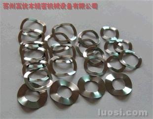 波形弹簧垫圈,不锈钢波形垫圈,进口高弹性波形垫圈,电机用波形垫圈