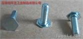 现货供应六角头压铆螺钉NFH-M3-10