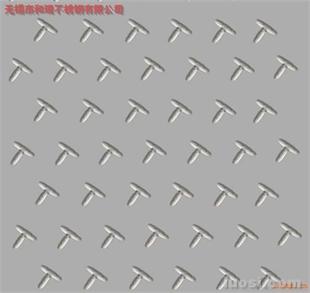 无锡现货供应不锈铁、不锈钢压花板(防滑板)