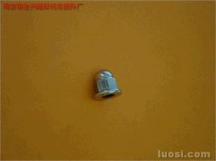 六角法兰盖型螺母 M6*M12
